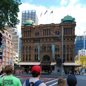 'Sydney Sights' Tour - Queen Victoria Building