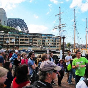 'Sydney Sights' Tour - Circular Quay & Harbour Bridge