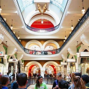 'Sydney Sights' Tour - Inside the Queen Victoria Building / exploring Sydney's tunnels