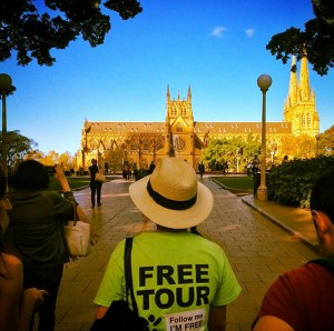 'Sydney Sights' Tour - Hyde Park / St Mary's Cathedral