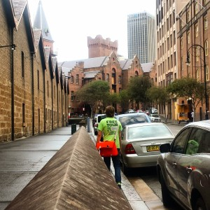 'Sydney Sights' Tour - Circular Quay / Rocks district