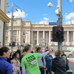 'Melbourne Sights' Tour - Parliament of Victoria