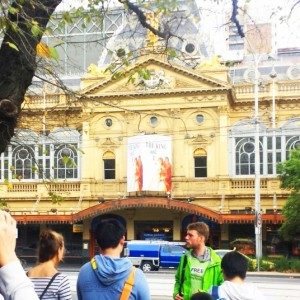 'Melbourne Sights' Tour - Princess Theatre